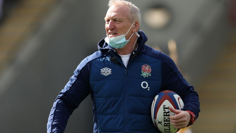 Simon Middleton made 10 changes to England's starting line-up for the victory against Italy