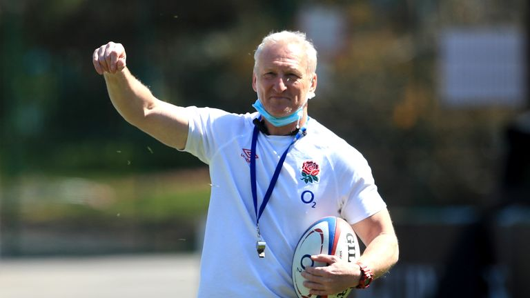Red Roses head coach Simon Middleton was proud of his side's performance