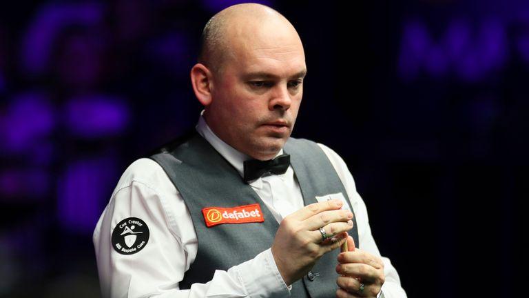 Stuart Bingham won the World Snooker Championship in 2015 (Imaginechina via AP Images)