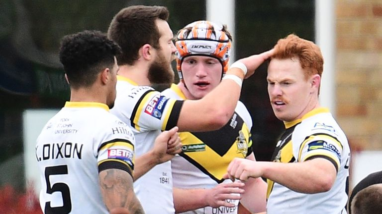 York are aiming to cause a Cup upset against Wigan