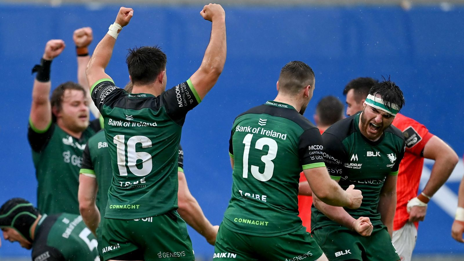 Rainbow Cup: Connacht see off Munster while Leinster beat Ulster