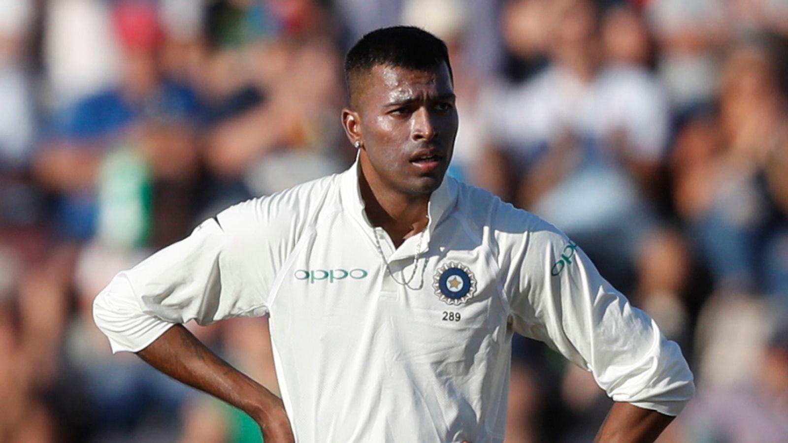 India squad for England Test tour: Hardik Pandya left out of 20-man group