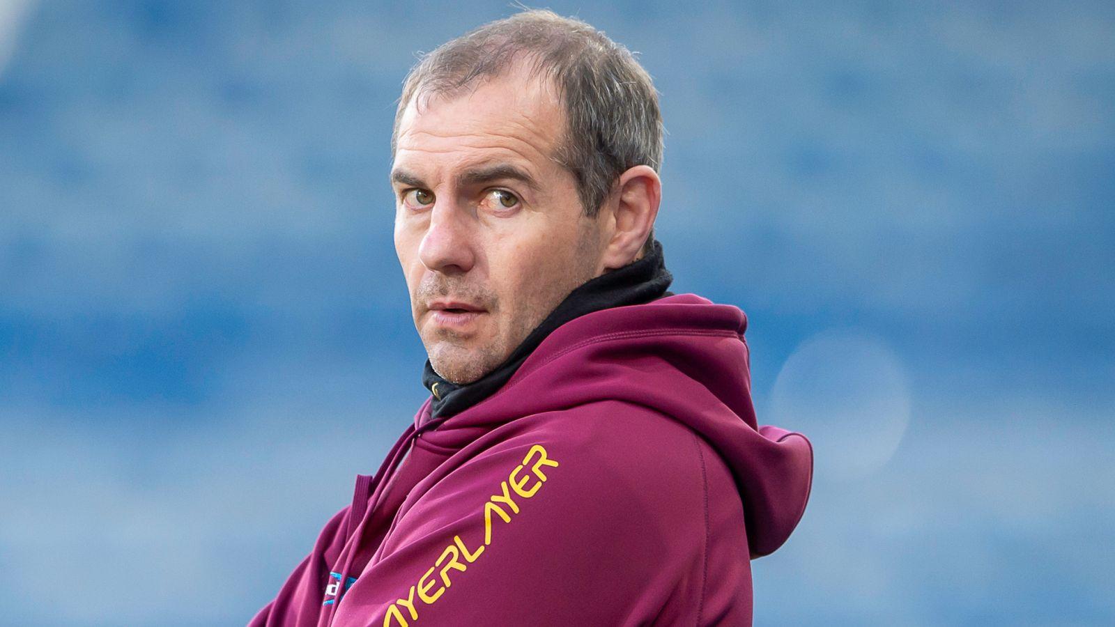Huddersfield Giants coach Ian Watson blasts ref Scott Mikalauskas for 'sending off wrong player'