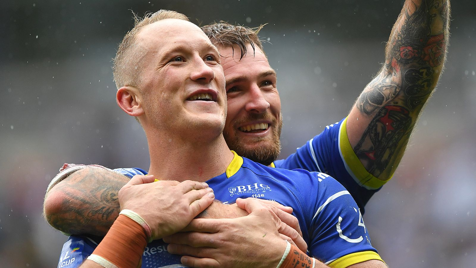 Challenge Cup: Friday's quarter-final talking points and 21-man squads