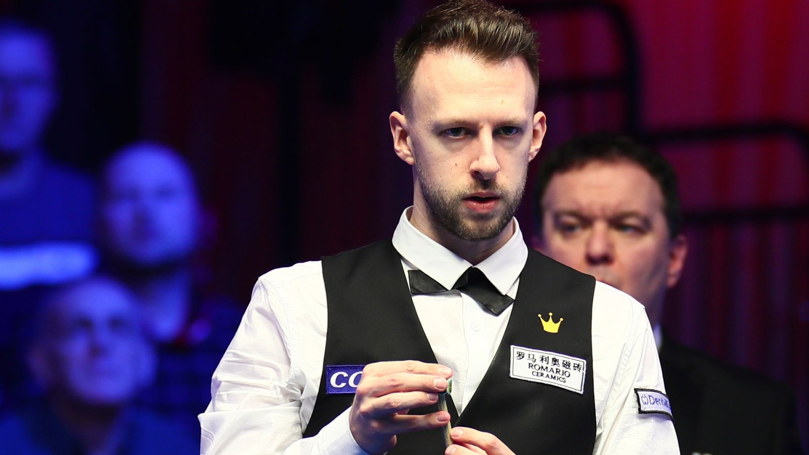 Judd Trump named snooker's player of the year for third time