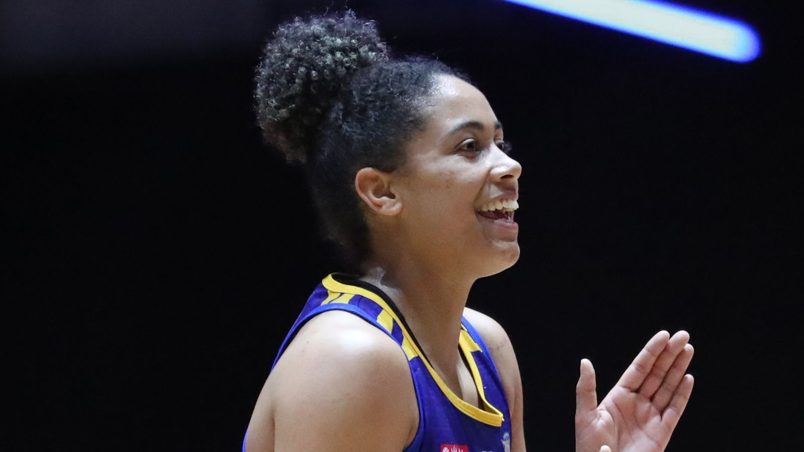 Tamsin Greenway discusses Superleague's play-off race as Leeds Rhinos Netball up the ante