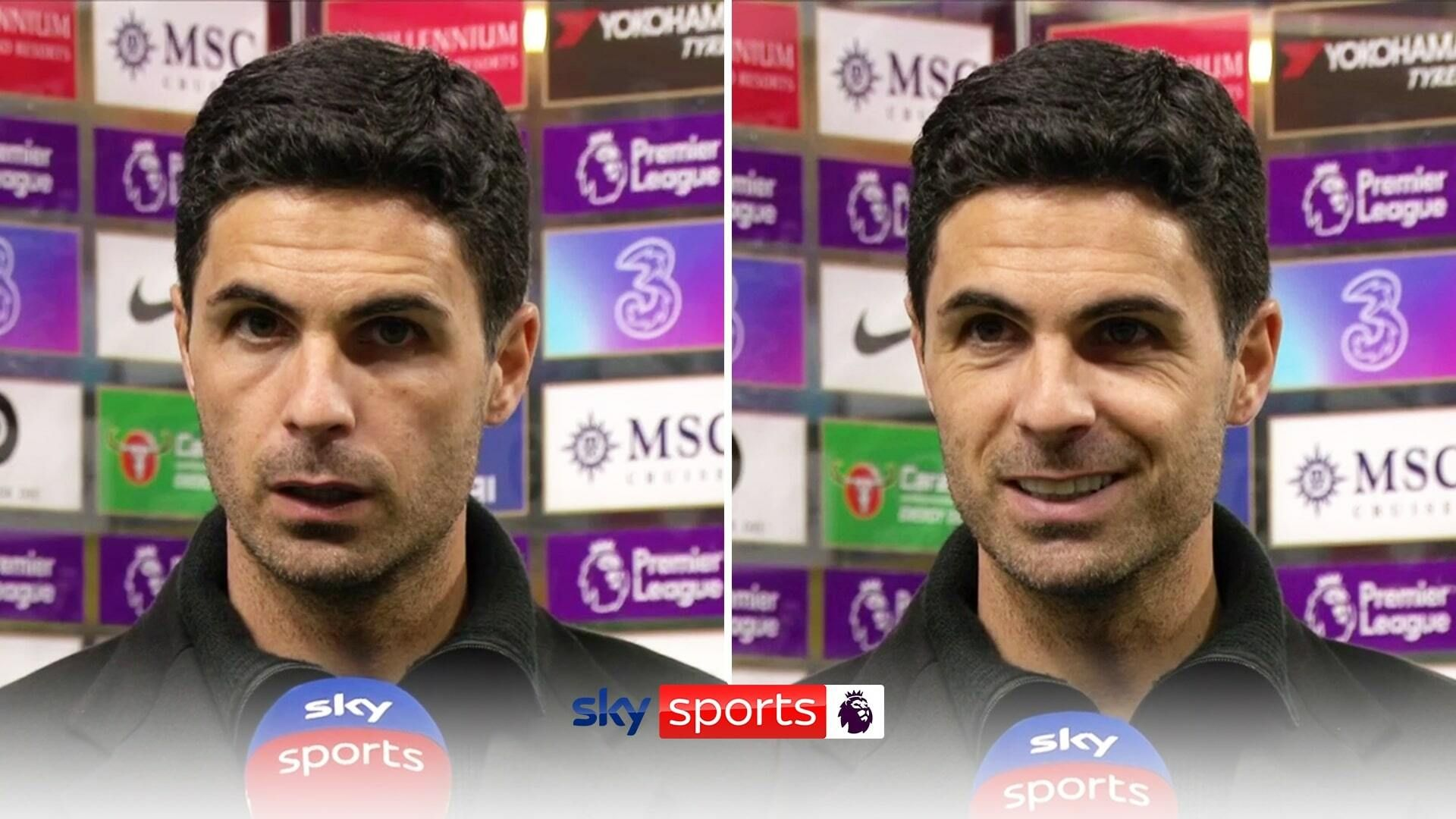 Mikel Arteta: Arsenal boss hits out at media and says he will always defend his