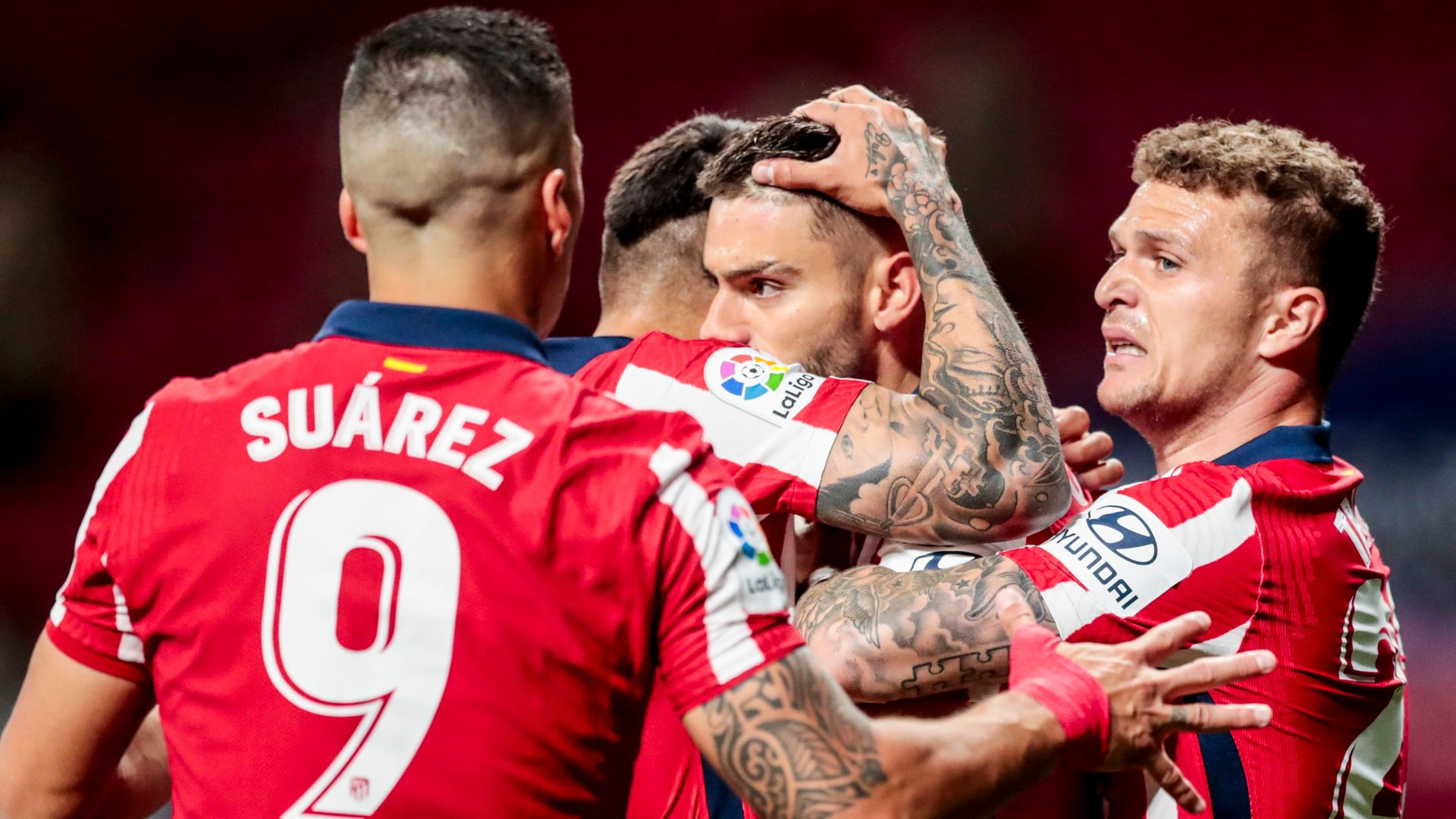 European round-up: Atletico four clear after Sociedad win