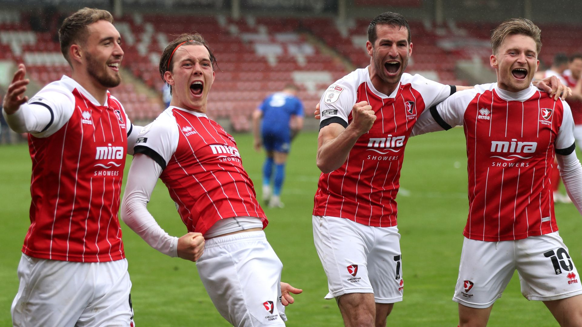 League Two highlights and round-up: Cheltenham champions; Bolton, Cambridge