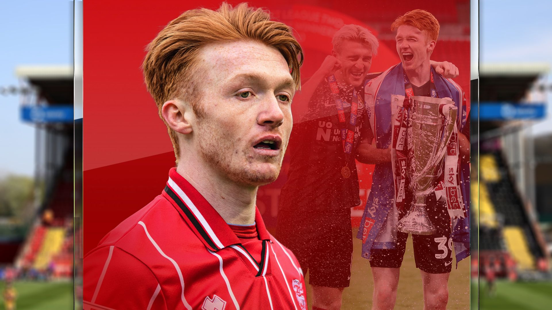 Morton: The play-off hero hoping for more Wembley glory