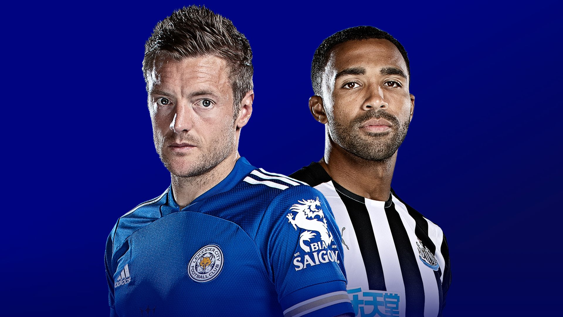 Leicester vs Newcastle on Sky: Vardy fit, Schar banned - sky sports