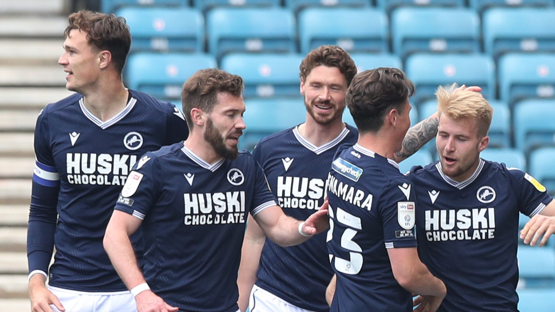 Millwall thump out-of-form Bristol City