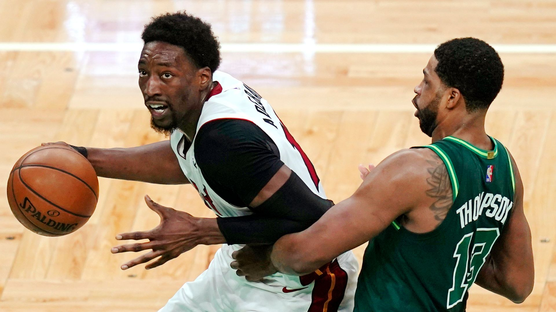 Miami Heat clinch playoff spot at Celtics' expense with victory in Boston | NBA