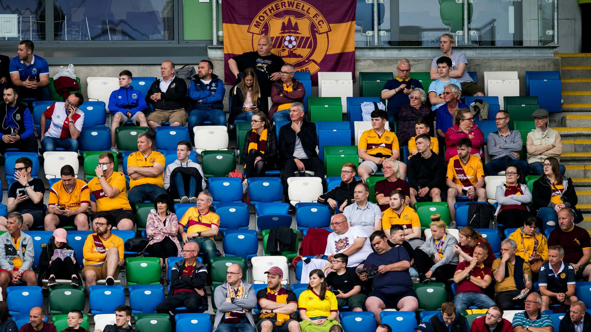 Motherwell reward fans with free season ticket renewal - sky sports