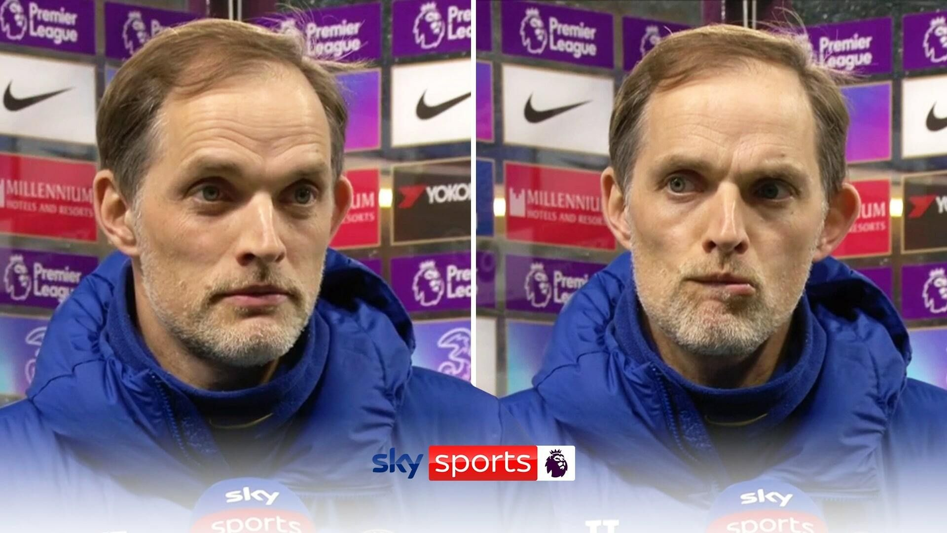 Thomas Tuchel takes blame for Chelsea defeat by Arsenal after making seven