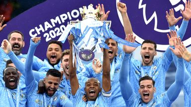 Man City begin their Premier League title defence live on Sky Sports