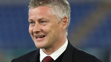 Ole Gunnar Solskjaer's Manchester United side host Leicester on Tuesday before facing Liverpool on Thursday