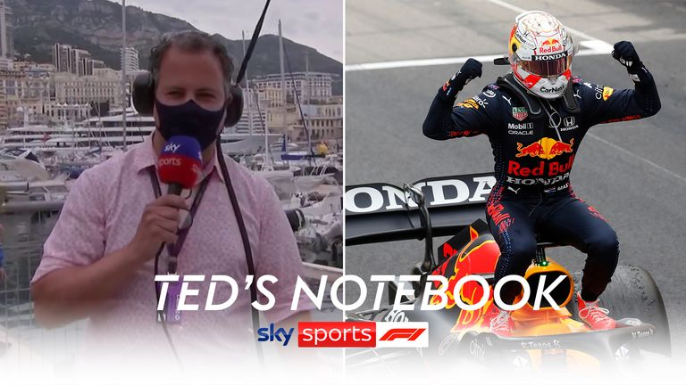 Join Ted Kravitz from the paddock following the 2021 Monaco Grand Prix, as he discusses the race's big events and speaks to some of the sport's key figures