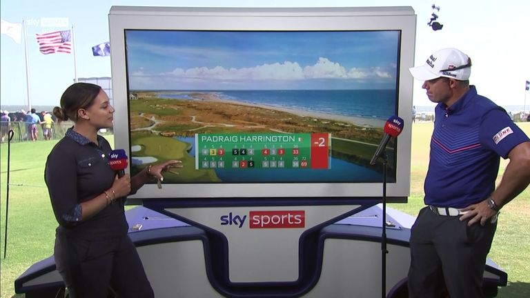 Padraig Harrington looks back at a week to remember at the PGA Championship, where the three-time major champion jumped up the leaderboard with a final-round 69.