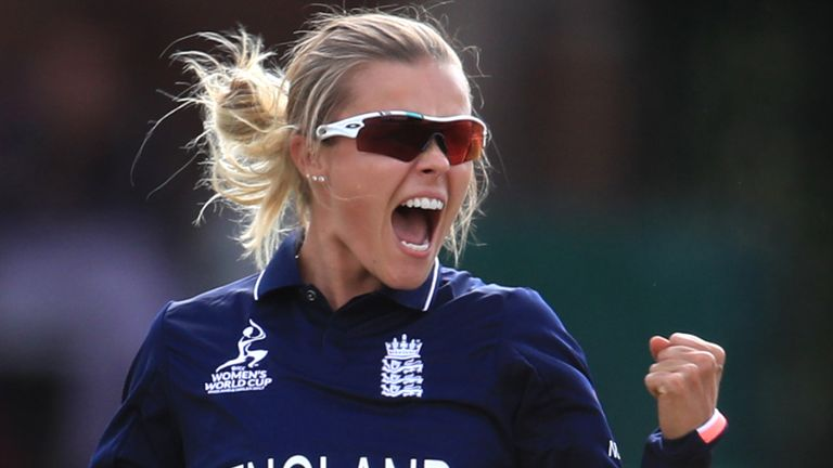 Alex Hartley says she has rediscovered her love for cricket