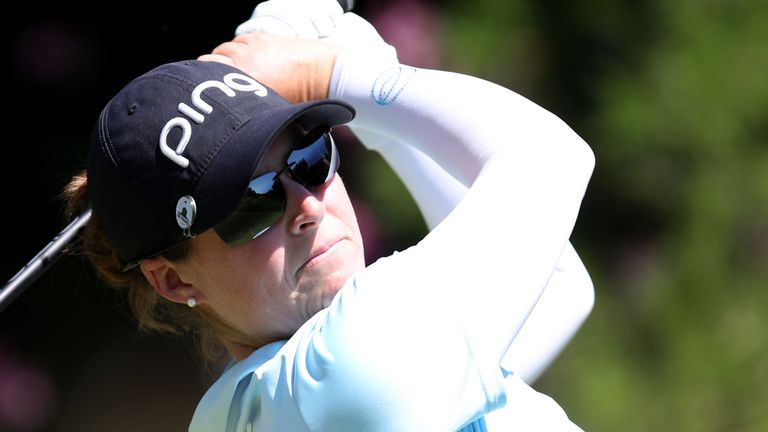 Ally Ewing will hope to feature for Team USA this September at the Solheim Cup
