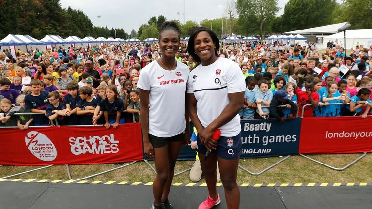 Alphonsi has campaigned for greater diversity in participation for years, but now wants to see change at leadership level