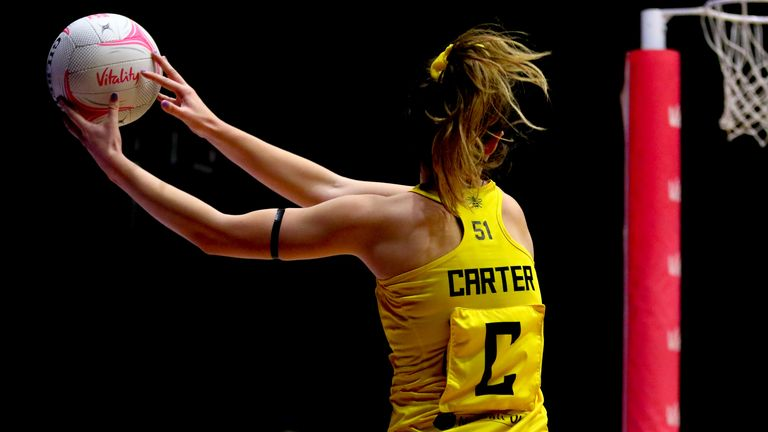 Vitality Netball Superleague: Manchester Thunder and Team Bath win ahead of confrontation |  Netball News