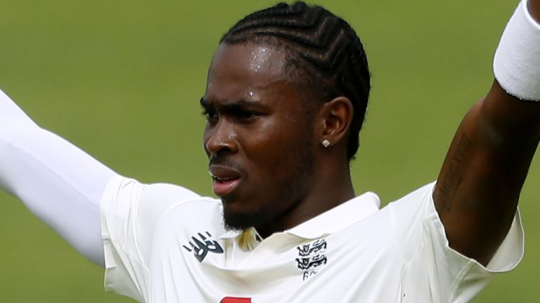 Jofra Archer has taken 42 wickets for England in 13 Test appearances