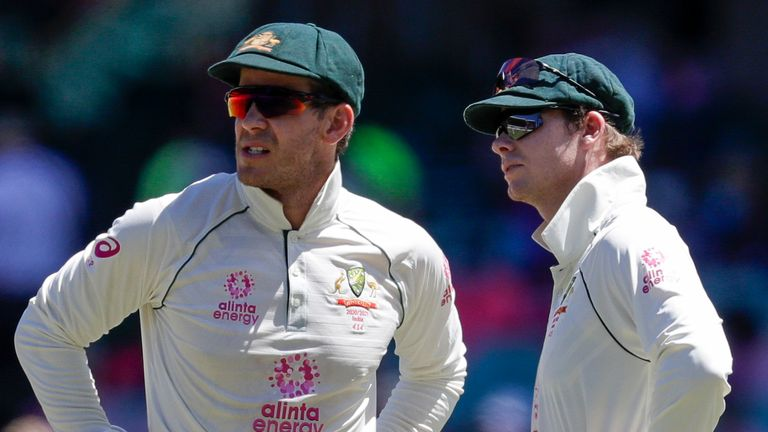 Tim Paine replaced Steve Smith as Australia's Test captain after the ball-tempering scandal in 2018