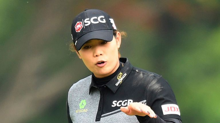 Jutanugarn won for the first time since July 2018