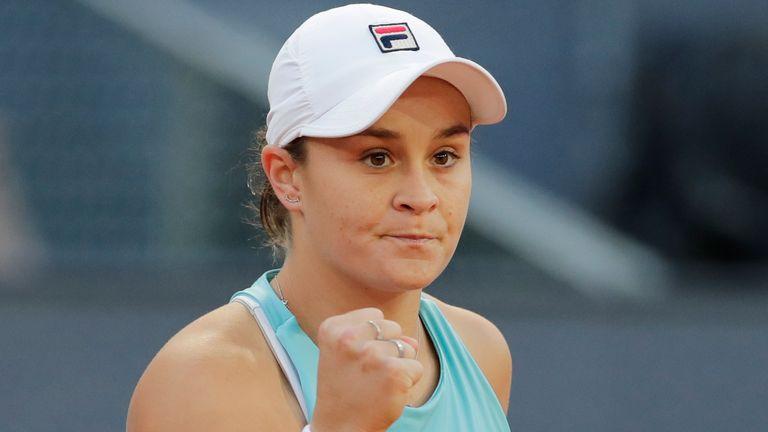 Ashley Barty se dirige vers Roland-Garros à la fin du mois