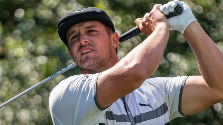 Bryson DeChambeau는 PGA 챔피언십 2021 우승 후보 중 하나입니다.