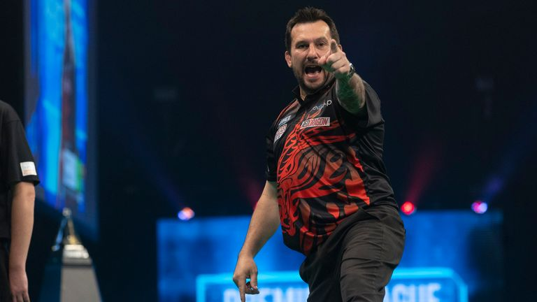 Clayton will be bidding to claim his third major televised title of 2021 at July's World Matchplay