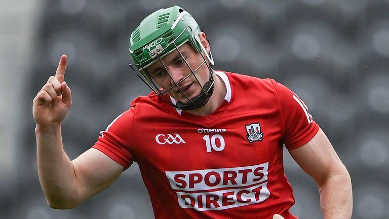 Cork hit five goals past Billy Nolan in the Waterford net
