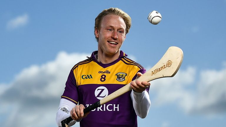 O'Keeffe was speaking at the launch of the Allianz Hurling Leagues
