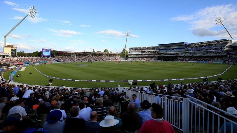 The second Test between England and New Zealand starts on June 10