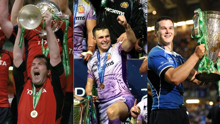 We pick through the greatest Heineken Champions Cup finals from the last 26 years
