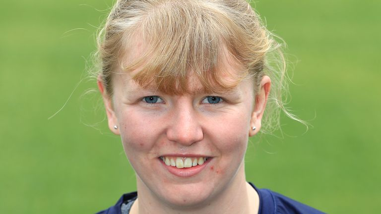 Georgie Boyce is also part of the Thunder squad for the Rachael Heyhoe Flint Trophy