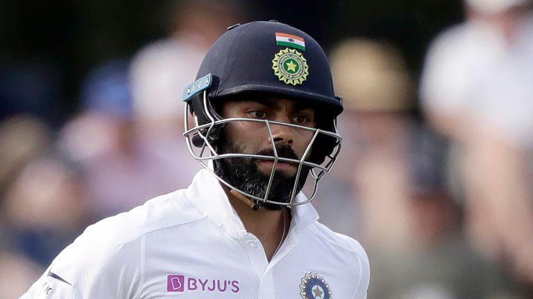 Kohli has scored over 7,500 runs in 92 Tests for India so far