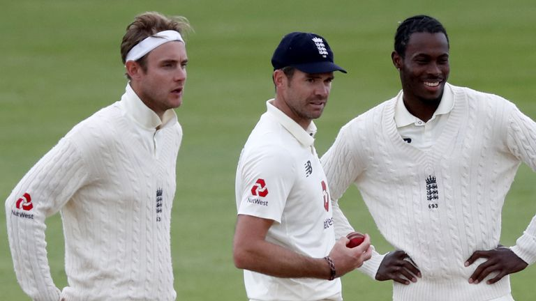 Anderson says some time off could see Jofra Archer come back stronger as the pace bowler recovers after elbow surgery