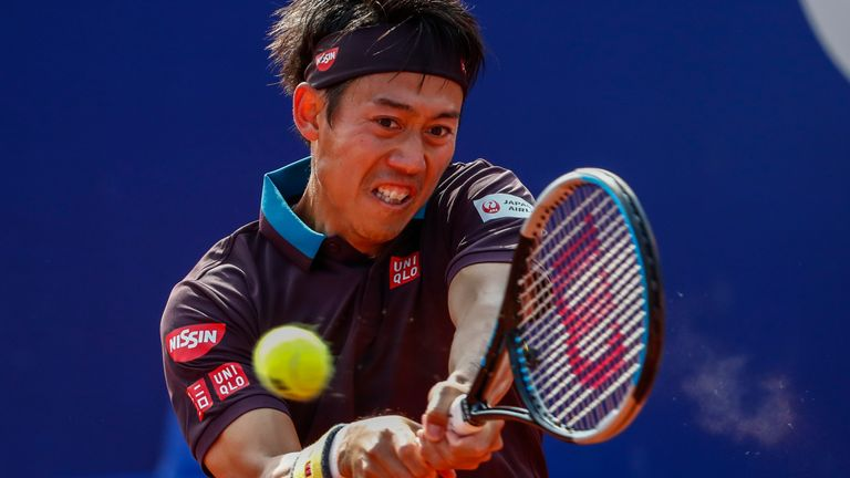 Nishikori has concerns about the potential for an outbreak in the athletes' village