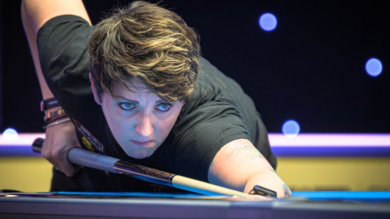 World Pool Championship: Kelly Fisher in group with Alex Kazakis as Fedor Gorst