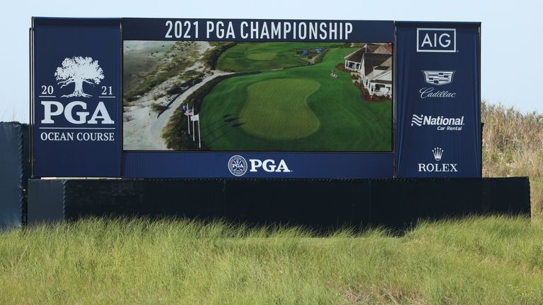 Kiawah Island could become the longest course in major championship history this week