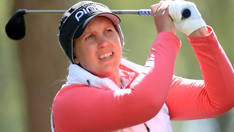 Young finished third in the Order of Merit during the 2020 Rose Ladies Series campaign