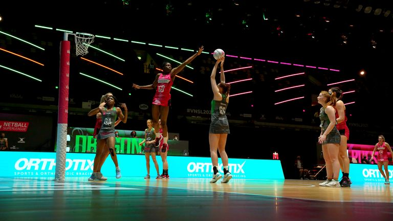 London Pulse ensured that they did the double over Celtic Dragons this season (Image Credit - Ben Lumley)