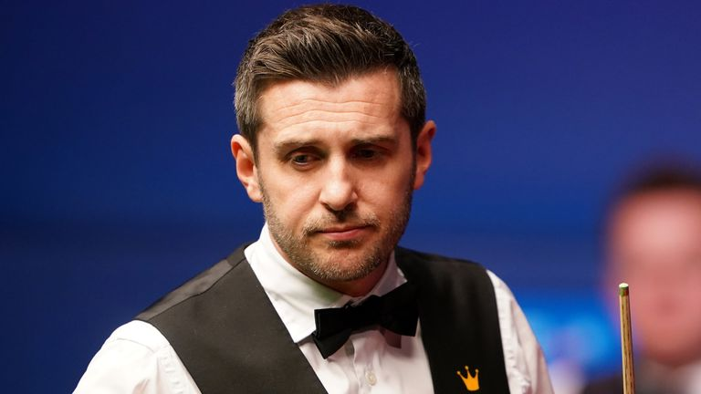 World Snooker Championship: Mark Selby wins fourth Crucible title with victory in Sheffield |  Snooker News