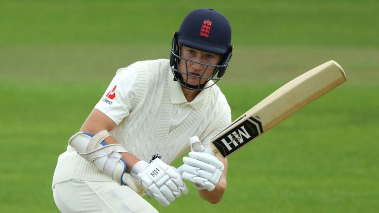 Bracey is pushing for selection for England's Test series against New Zealand in June