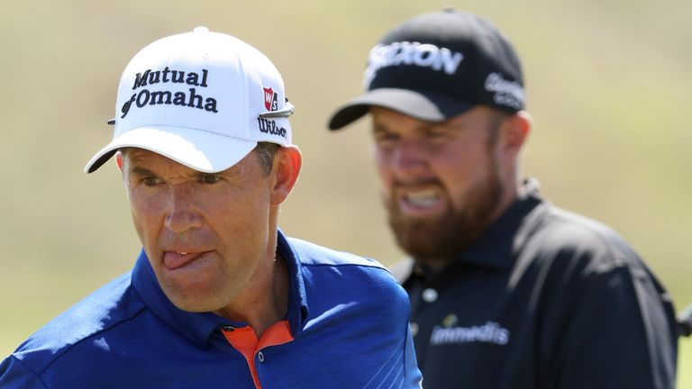Padraig Harrington and Shane Lowry both ended the week on two under at Kiawah Island