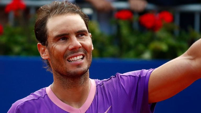 Rafael Nadal has raised doubts about his participation in this year's Tokyo Olympics