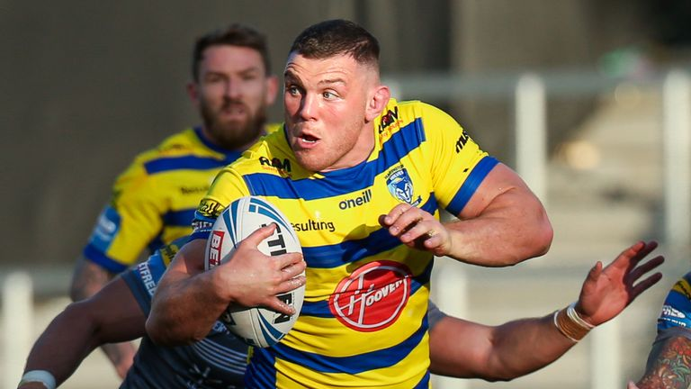 Robbie Mulhern is looking forward to playing in front of fans again